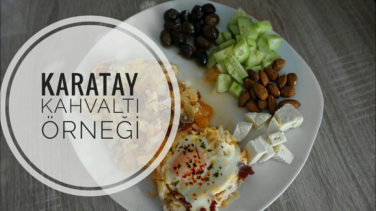 Karatay Kahvaltı Tarifleri Canan Karatay Sabah Kahvaltısı Menüsü