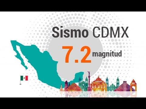 Conferencia de medios acerca del sismo de ayer y sus réplicas, SSN-UNAM