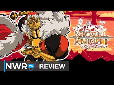 Shovel Knight Goes Wario Land in King of Cards (Nintendo Switch Review)