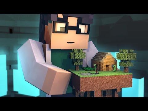 Minecraft | Smallest House In The World! Tiny Blocks Mod.