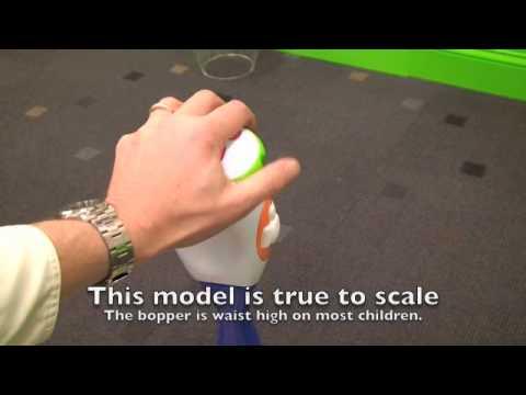 Leapfrog's Zippity High Energy Learning System Demonstration