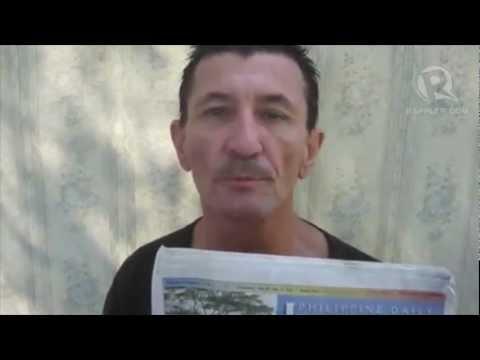 Warren Rodwell, proof of life video (December 2012)