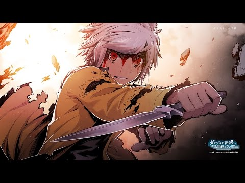 Most epic Anime fights #1 Danmachi : Bell vs Minotaur