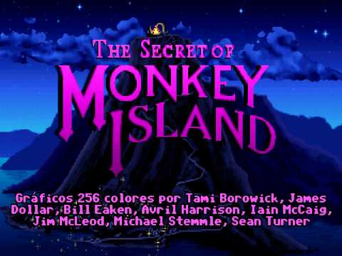 Old Videogames Music: The Secret of Monkey Island (IBM PC, PC Speaker)