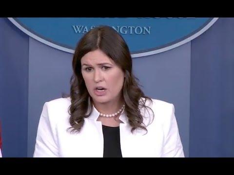 Sarah Huckabee Sanders Feb 6, 2018 White House Press Briefing-Full Event