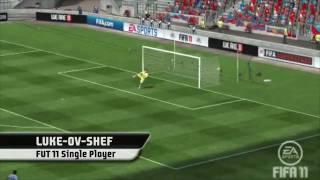FIFA 11 Best Of - Distanzschüsse