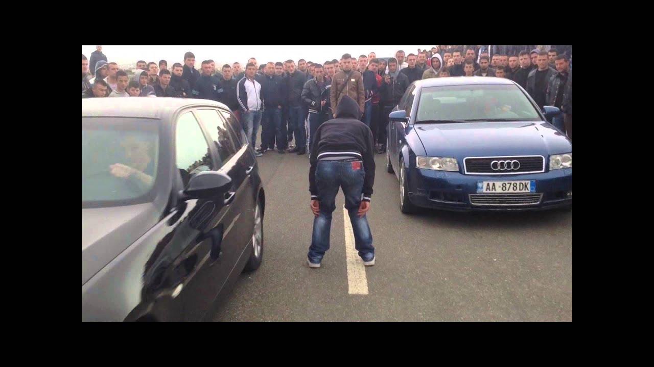 Audi A3 Vs A4 >> Bmw 320d Vs Audi A4 (Race For Fun) - YouTube