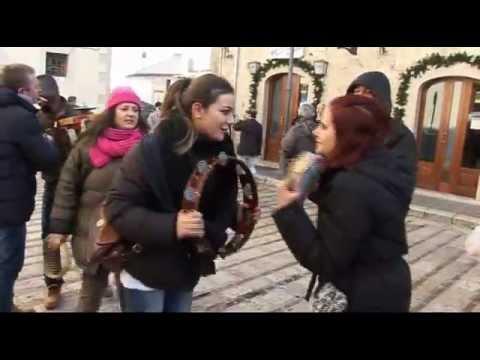 Gambatesa maitunat 1-1-2013 piazza municipio - vico ulderico show -