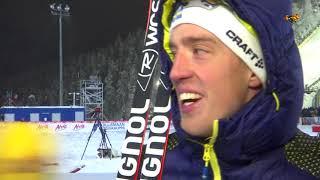 Halfvarsson hyllar Kläbo efter krossen: