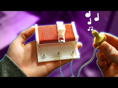 First 3D Printed Radio That Actually Works!!