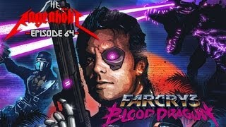 BLOOD DRAGON Review - The Rageaholic