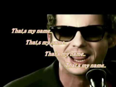 Akcent I That's my name I Lyrics video