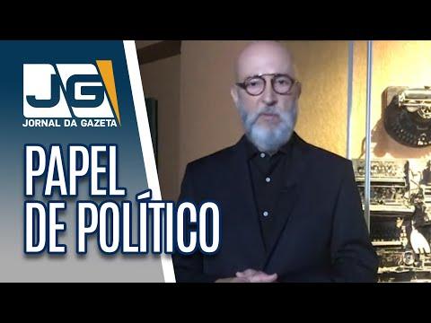 A Cada Entrevista, Moro Parece Mais à Vontade No Papel De Político