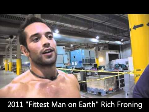 Rich Froning wins CrossFit Games.wmv
