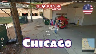 Geoguessr - World city Wednesdays #3 - Chicago!