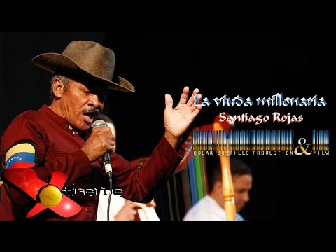 La viuda millonaria - Santiago Rojas (Oficial) HD