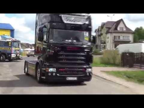 Scania R500 V8 & M.A.N hds palfinger pk 56002 |Pomoc drogowa Łosice|-prezentacja