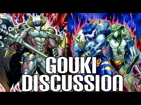 Wrestler Link Monsters! Budget Link Archetype - Gouki Archetype Discussion