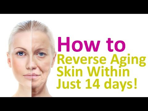 How to Reverse Premature Aging Skin And Look Yonger Tomorrow   Reverse Aging Skin Within Just 14 day