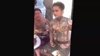 Thánh Xipo Nịnh Hot Boy Xăm Trổ Và Hát Nhạc Chế