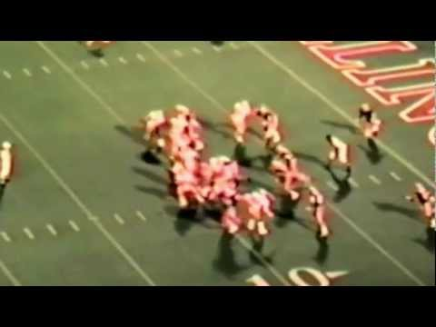 1987 ASU SUN DEVIL FOOTBALL 1st TD