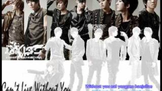U-Kiss - Without You [Download Link + Lyrics]