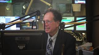 Dr. Daniel Farb speaking at the Passage to Profit radio show