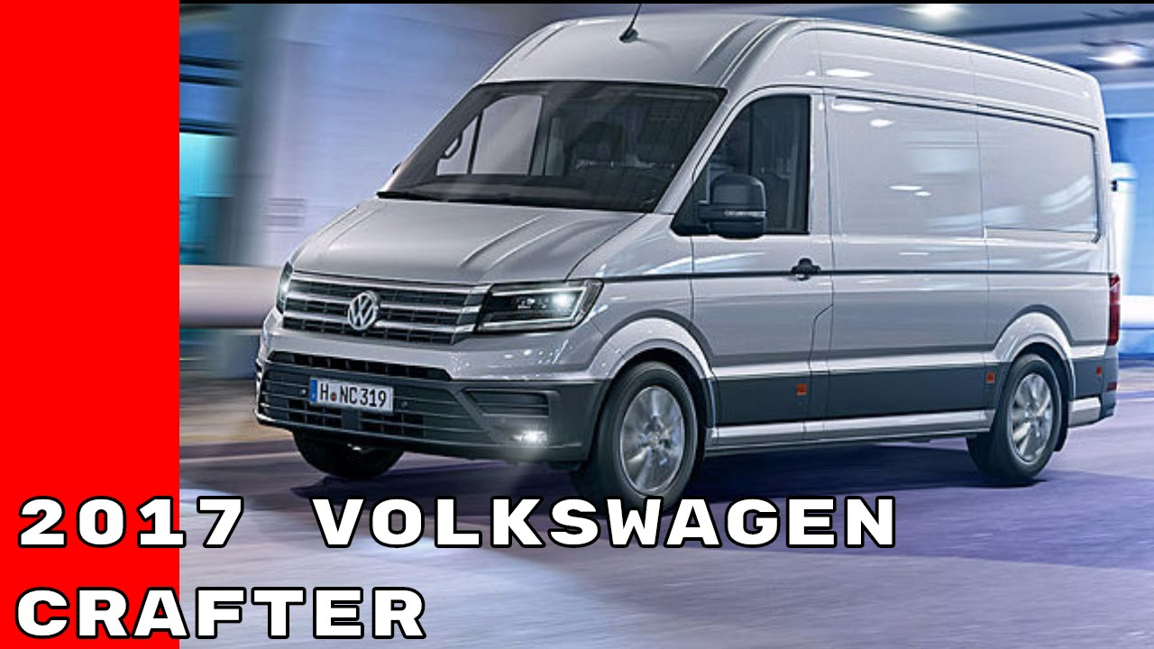 new 2017 volkswagen crafter exterior and interior youtube. Black Bedroom Furniture Sets. Home Design Ideas
