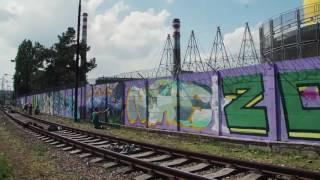 V Brně máme obří graffiti