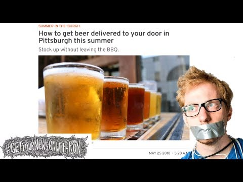 Beer Delivery Service On The Rise