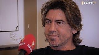 Ricardo Sá Pinto, first interview in 2018