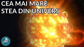 In cat timp am ajunge la cea mai mare stea din Univers - UY Scuti | SF#3