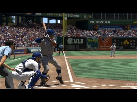 MLB The Show 17 - Round Rock Express vs Texas Rangers | Gameplay (PS4 Pro HD) [1080p60FPS]