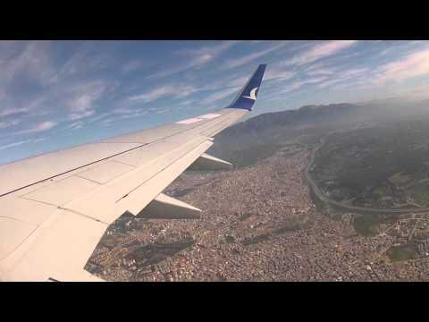 Anadolujet flight TK7005 (Izmir - Ankara) B738