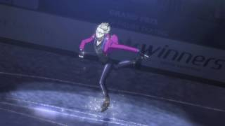 "【ユーリ!!! on ICE Blu-ray&DVD6巻 特典映像】Yuri Plisetsky GPF in Barcelona EX ""Welcome to The Madness"" PV"