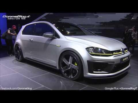 VW Golf R400 - 1080p DETAILS | Exterior Interior Design