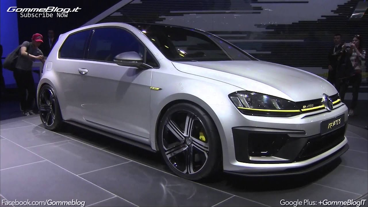 vw golf r400 1080p details exterior interior design youtube. Black Bedroom Furniture Sets. Home Design Ideas