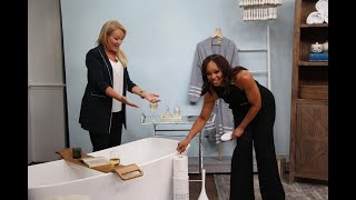 How to create a spa retreat in your home bathroom