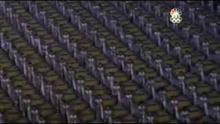 2008 PEKIN OLYMPICS OPENING CEREMONY-NBC PART1
