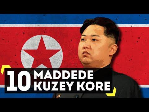 10 Maddede Kuzey Kore Belgeseli