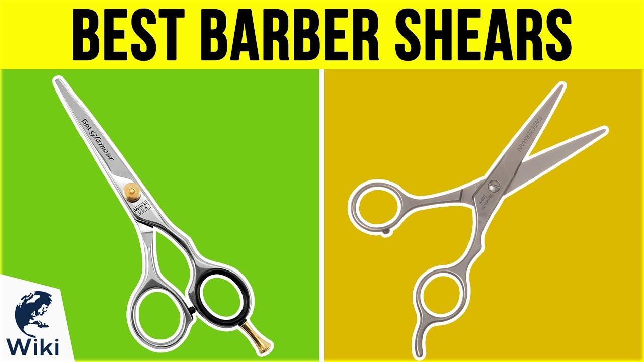 11 Best Barber Shears 11