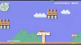 Hài hước game Mario khó tới mức không lối thoát