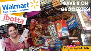 Save Money On Groceries at Walmart with Ibotta