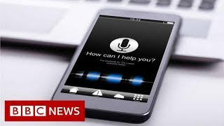 Are our phones listening to us? - BBC News