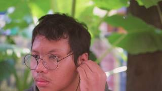 "AudioVisualDasar Esa Unggul Video Klip ""Guruh Soekarno Putra - Chrisye - Seni"""