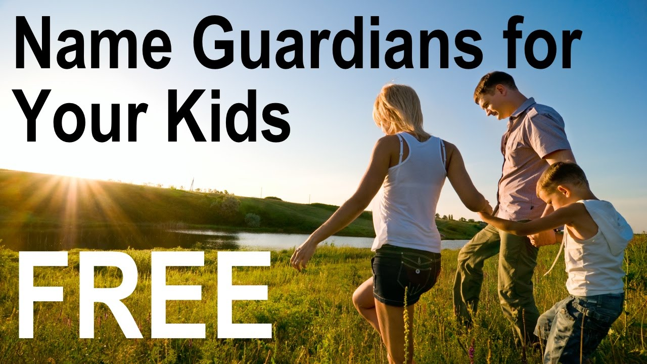 Name guardians for your children free forms from a texas for Naming a guardian for your child template