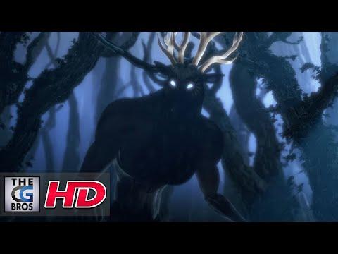"CGI 3D Animated Short: ""Echo"" - by The Echo Team"