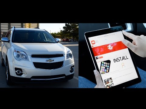 2015 Chevy Equinox LTZ With Built-In 4G LTE Internet!