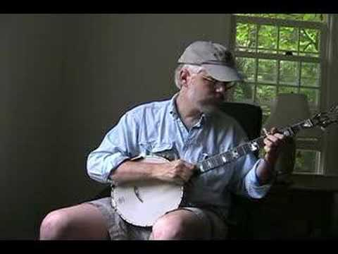 Kitchen Girl - old time clawhammer banjo