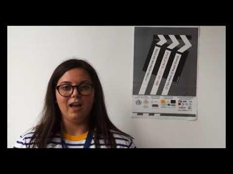 CYIFF web tv - Take 18 Marie Louise Elia greeting